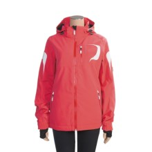 Sunice Marilyn Tech Jacket - Insulated (For Women) in Geranium - Closeouts