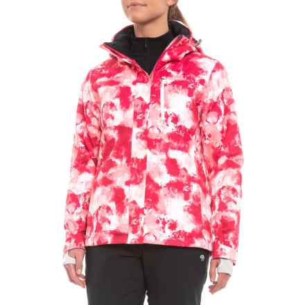 Sunice Naquita Mountain Ski Jacket - Waterproof, Insulated (For Women) in Raspberry