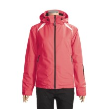 Sunice Skadi Jacket - Insulated (For Women) in Blush/Everest - Closeouts