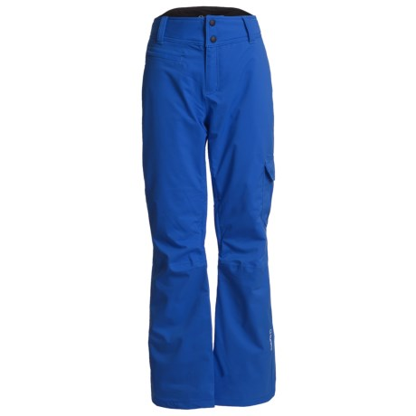 Sunice Stella Snow Pants - Waterproof, Insulated (For Women) in Capri Blue