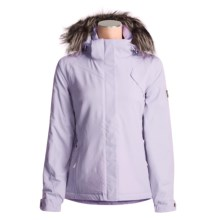 Sunice Stephany Jacket - Insulated, Fur Trim (For Women) in Wisteria - Closeouts