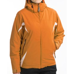 Sunice Sylvia Jacket - Insulated (For Women) in Mango/Everest