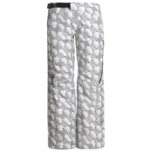 Sunice Volante Gore-Tex® Snow Pants - Waterproof, Insulated (For Women) in White Dragon Print - Closeouts