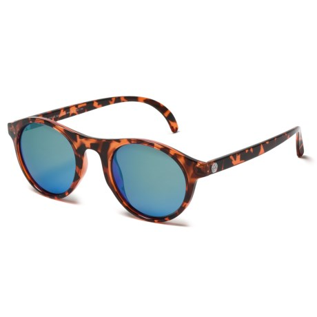 Sunski Alta Sunglasses in Tortoise Blue