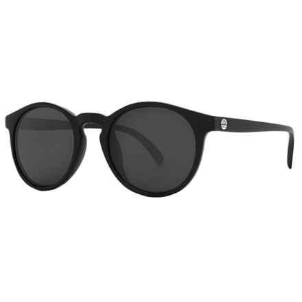 Sunski Dipseas Sunglasses - Polarized in Black/Slate - Closeouts