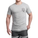 Superbrand Canyon Heather T-Shirt - Short Sleeve (For Men)