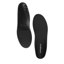 Superfeet Black Trim-to-Fit Insoles - Low/Medium Arch (For Men and Women) in See Photo