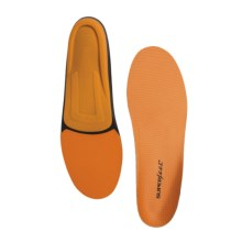 Superfeet Orange Trim-to-Fit Insoles - Medium/High Arch (For Men) in See Photo