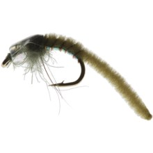 Superfly CDC Beottis Nymph Fly - Dozen in Natural - Closeouts
