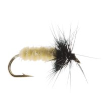Superfly Chamois Nymph Fly - Dozen in Natural - Closeouts