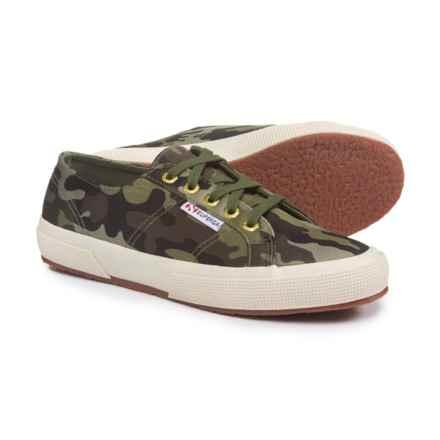 Superga 2750 Raso Camo Sneakers (For Women) in Camo - Closeouts
