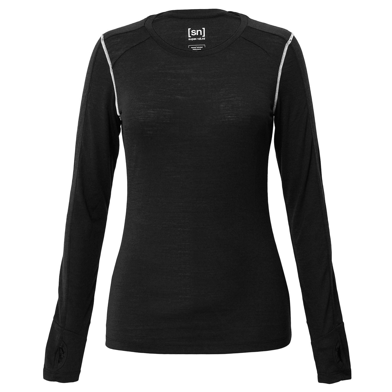 Nergy 140 shirt merino wool long sleeve for Merino wool shirt long sleeve