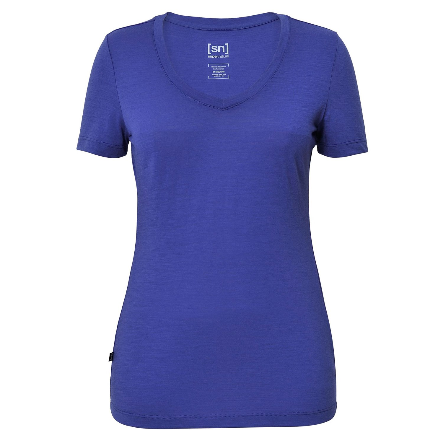V neck t shirt 140 merino wool short for Merino wool shirt womens