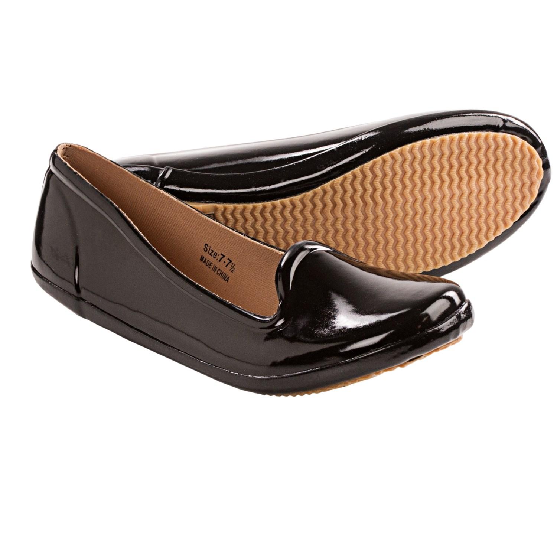 Surell Aly Rain Shoes - Waterproof (For Women) in Black