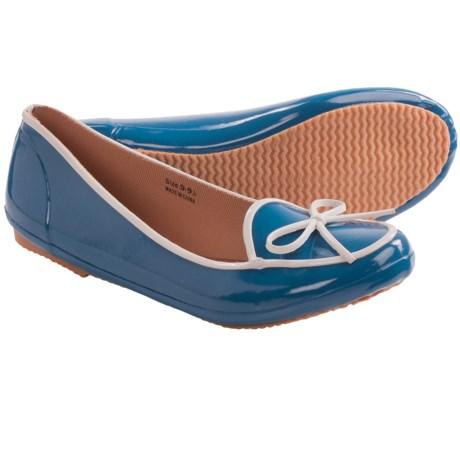 Surell Belgium Loafer Rain Shoes - Waterproof (For Women