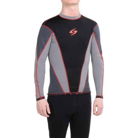 Surftech 1.5mm Neoprene Rash Guard Long Sleeve (For Men)