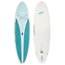 "Surftech Universal Stand-Up Paddle Board - 9'6"" in Turquoise - Closeouts"