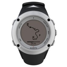 Suunto Ambit2 Silver Sport Watch - Integrated GPS in Silver - Closeouts