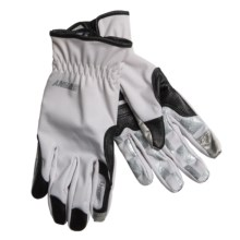 Swany I-Finger Gloves - Touch-Screen Compatible (For Men) in Light Grey - Closeouts
