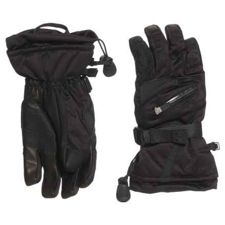 Swany X Therm PrimaLoft® Gloves - Waterproof, Insulated (For Women) in Black - Overstock