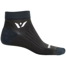 Swiftwick Sustain Low-Cut Running Socks - Ankle (For Men and Women) in Black - Closeouts