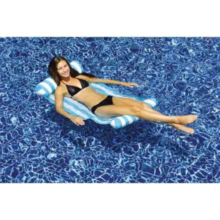 Swimline Water Hammock Pool Float in See Photo - Closeouts