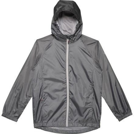 75a4ab5e Swiss Alps Graphite Rain Jacket - Waterproof (For Big Boys) in Graphite -  Closeouts