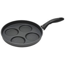"Swiss Diamond 10.6"" Plett Pan - 4-in-1, Non-Stick in See Photo - Closeouts"