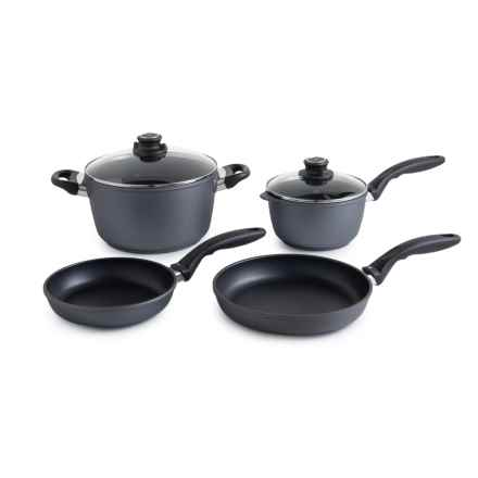 Classic Newlywed Kitchen Kit - 6-Piece Set in Black - Closeouts