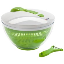 Swissmar Salad Spinner in Green - Closeouts