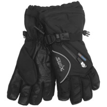 Swix Sidewinder Gloves - Waterproof, 3-in-1 System (For Women) in Black - Closeouts
