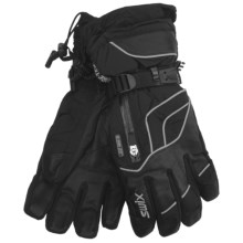 Swix Swagger Gore-Tex® Gloves - Waterproof (For Men) in Black - Closeouts