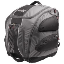 Swix Tri Pack Boot Bag in Black/Charcoal - Closeouts