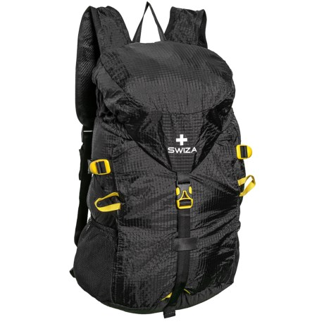 SWIZA Fazilis 30L Backpack in Black