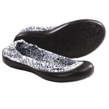 SWYT Ballerina Flats (For Youth Girls) in Signature Black - Closeouts