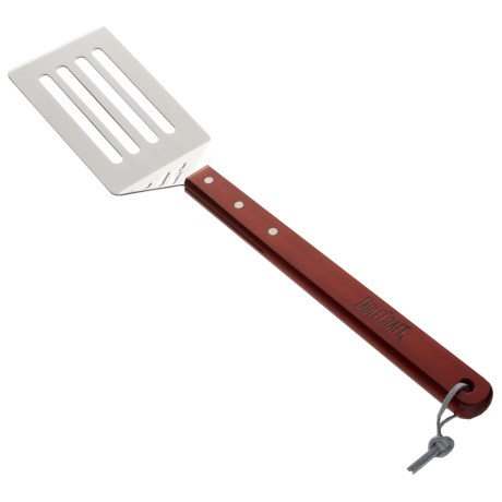"""TableCraft Heavy-Duty Turner - 18"""", Stainless Steel in See Photo"""