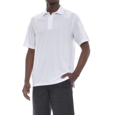Tactical High-Performance Polo Shirt - Short Sleeve (For Men)