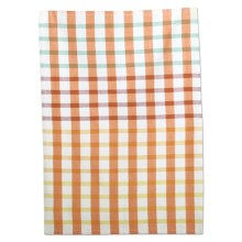 Tag Ariel Plaid Dish Towel in Yellow - Closeouts