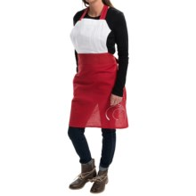 Tag Callaway Apron in Splendor Red - Closeouts