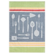 Tag Cotton Jacquard Kitchen Dish Towel in Kitchen Utensils - Closeouts