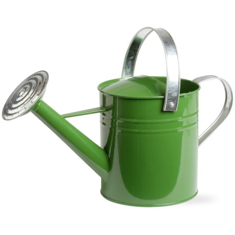 Tag Eden Watering Can in Green