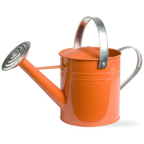 Tag Eden Watering Can in Orange