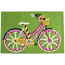 "Tag Indoor/Outdoor Washable Accent Rug - 22x34"" in Cruiser - Closeouts"