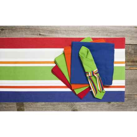 Tag Summer Sizzle Table Runner in Multi - Closeouts