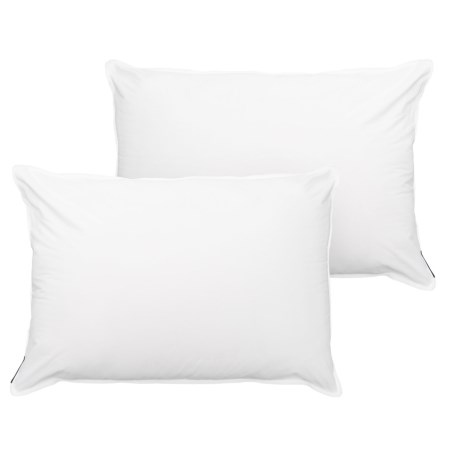 Tahari Allergen Barrier Pillows - Jumbo, 230 TC, 2-Pack in White