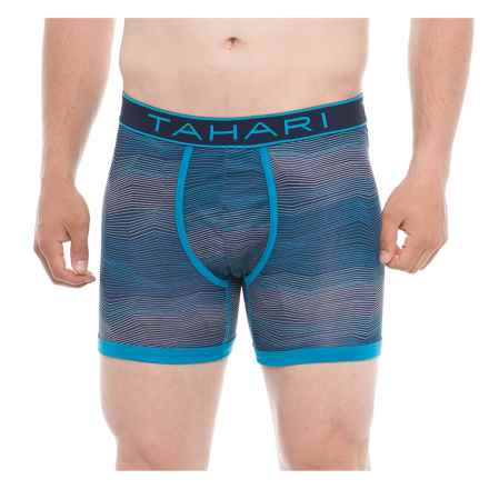 Tahari Boxer Briefs - Peacoat Stripe (For Men) in Peacoat - Closeouts