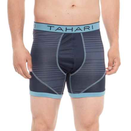 Tahari Boxer Briefs - Peacoat/Dusk Blue (For Men) in Peacoat/Dusk Blue - Closeouts