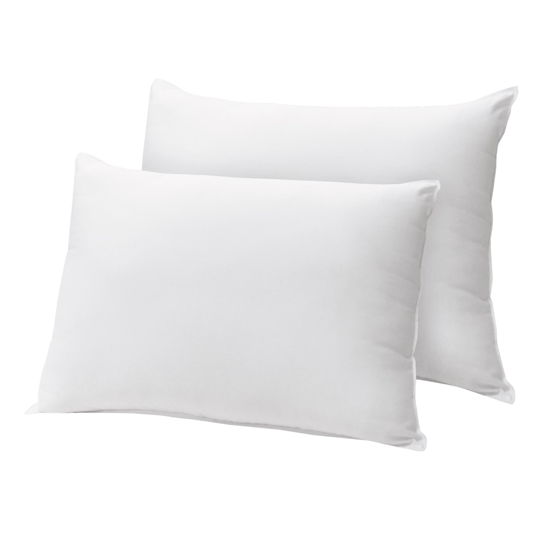 Tahari Home Decorative Pillows : Tahari Down Alternative Pillows - Super Standard, 300 TC Egyptian Cotton, 2-Pack - Save 50%