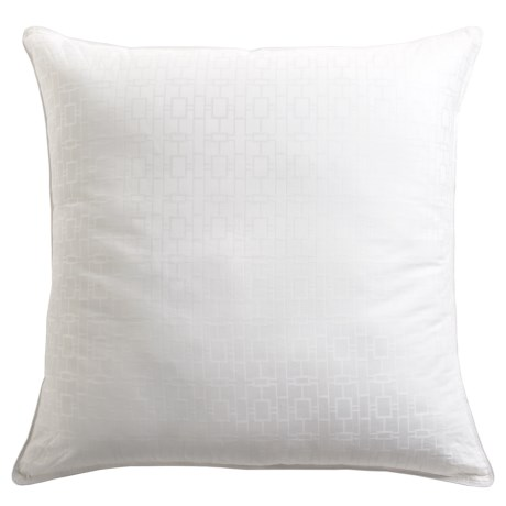Tahari Home Decorative Pillow : Tahari Mod Box Down Alternative Pillow - Euro, 300 Thread Count - Save 46%