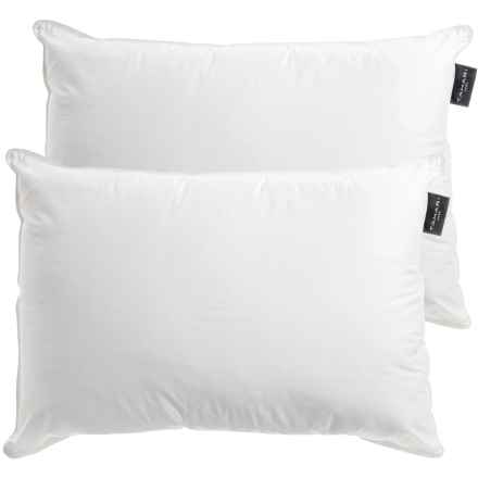 Tahari Premium Cotton Pillows - Super Standard, 300 TC, 2-Pack in White - Closeouts